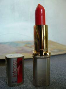 loreal lipstik colour rich