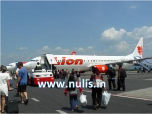 Lion Air : Penerbangan Perdana (Saya) Yang Mengecewakan