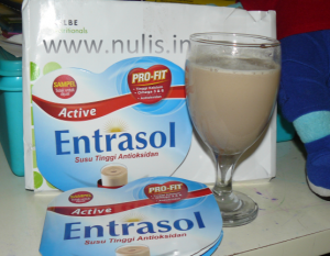 sample entrasol active