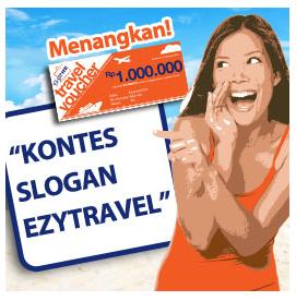 kontes slogan ezytravel