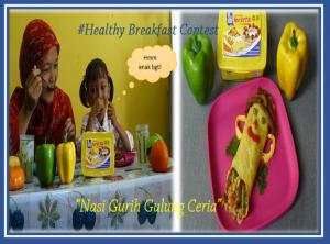 Healthy Breakfast Contest