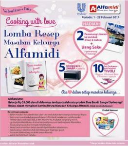 lomba resep alfamidi