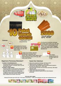 Promo sabun ayu dan sabun sehat