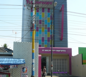 Graha Tuuperware Purwokerto