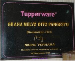 kantor tupperware pwt