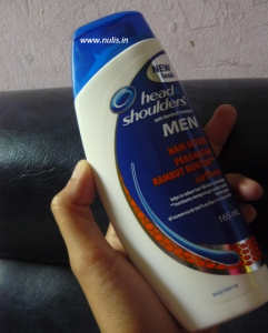 shampo promo head n shoulders