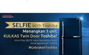 Toshiba Selfie