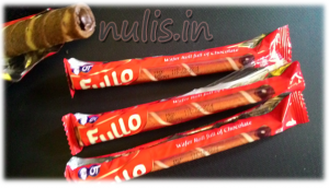 Fullo Wafer Roll Full Of Chocholate : Si Manis Harga Ekonomis Tanpa Bikin Miris