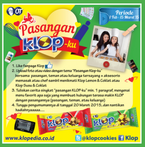 Photo & Video Kontes : Pasangan Klopku