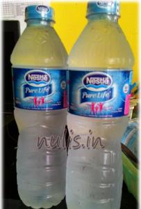 Nestle Pure Life : Ada Hal Penting Harus Diperhatikan