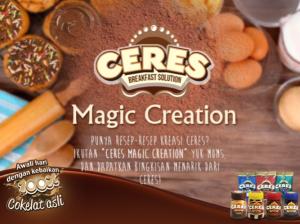 Ceres Breakfast Solution