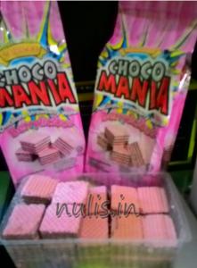 Choco Mania  Berrylicious Wafer : Inovasi Rasa yang Kurang Tepat