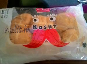 Roti Kasur  : Sekedar Unik Rasanya Flat