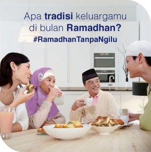 Ramadhan Tanpa Ngilu : Berhadiah Hampers & Voucher Makan