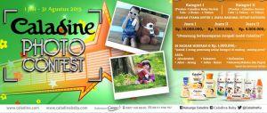 Caladine Photo Contest : Berhadiah Total Puluhan Juta Rupiah