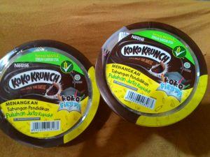 Menangkan Tabungan Puluhan Juta Rupiah Dari Koko Crunch-Koko Fiesta