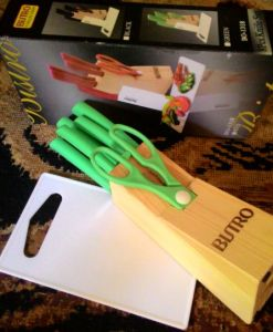 Bistro Knife Set : Tipis Ternyata