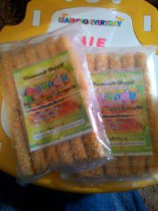 Nugget Ananda (Homemade) : Ada Sayuran Dalam Nuggetnya