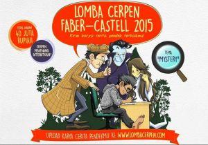 Lomba Cerpen Faber Castle Berhadiah Total Puluhan Juta Rupiah!