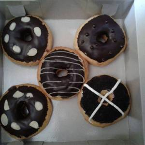 Fit O donuts