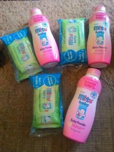Mitu Baby Powder Gratis Dari Mitu Tisu Basah & Indomaret