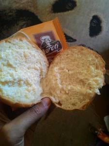 Paroti Roomboter Cheese : Harga Lumayan Kualitas Minim