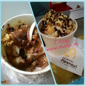 J Pop Ice Cream Planet Pop Corn So Nyumi!!