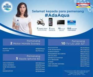 117 Pemenang Promo #AdaAqua - Alfamidi