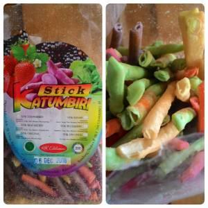 Stick Katumbiri : Stick Buah & Sayur Yang Gurih
