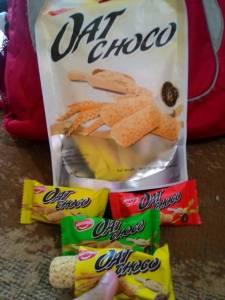 Naraya Oat Choco : Eits Mana Coklatnya?