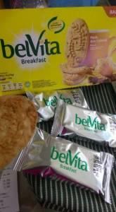 Belvita Breakfast Madu & Coklat : Unik & Seru Rasanya!
