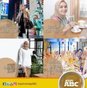 Kontes Foto Hijab Coffe Tone Berhadiah Smartphone
