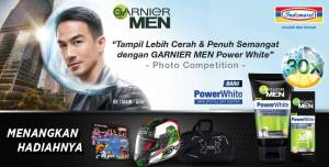 Garnier Men Photo Competition Berhadiah Helm Nolan