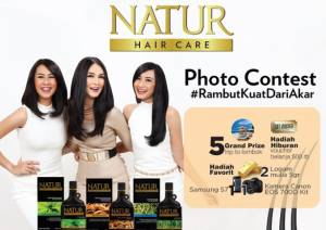 24 Pemenang Natur Hair Care Alfamart