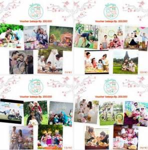 32 Pemenang Kompetisi Keluarga Yummy Bites