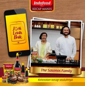 Jadi Lebih Baik Bersama Kecap Manis Indofood Berhadiah Voucher Sodexo