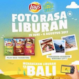 Tunjukkan Keseruan Bersama Lays Berhadiah Trip Ke Bali