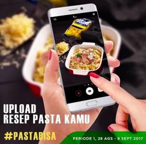 Upload Resep Pastamu Berhadiah Total Jutaan Rupiah