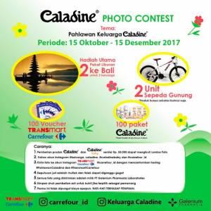 Kontes Foto Pahlawan Keluarga Caladine Berhadiah Trip Ke Bali