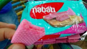 Nabati Pink Lava : Seru Warnanya Unik Rasanya
