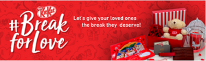 Kitkat Break For Love Berhadiah Jam Tangan Fossil