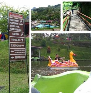 Beberapa biaya yang harus dikeluarkan saat berkunjung ke lokawisata baturaden purwokerto