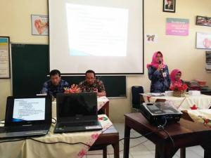 Rapat Tahunan Wali Murid SDN  5 Teluk Purwokerto 2018/2019