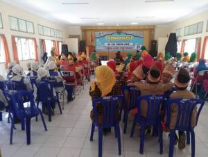 Lomba MAPSI ke XXI Tahun 2018 Tingkat UPK Selatan