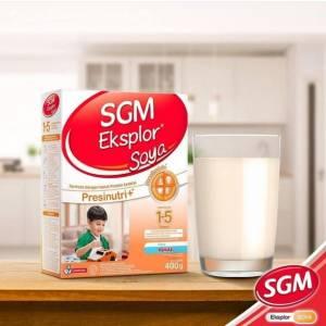 SGM Eksplor Soya Dengan Presinutri Solusi Nutrisi Generasi Maju