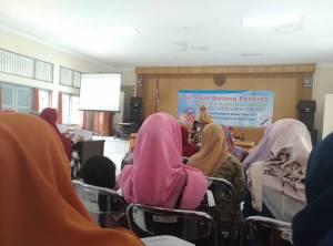 Seperti Apa Pelatihan Juru Pemantau Jentik (Jumantik) Di  Purwokerto Selatan?