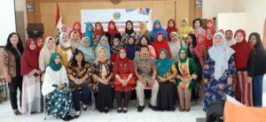 Resume Hasil Bimtek PKDRT Tingkat Kelurahan Teluk