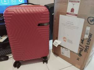American Tourister Upland Spinner : Rewards Nabung Buat Liburan (LPS Indonesia)