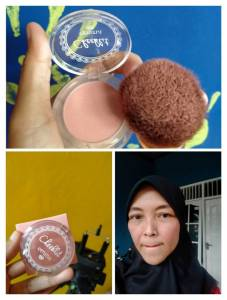 Emina Cheeklit Pressed Blush On: Perdana nyoba epik, Tapi Sayang ...