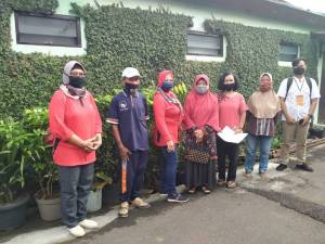 PSN Perdana Pasca New Normal Di RW 06 Kelurahan Teluk Purwokerto Selatan
